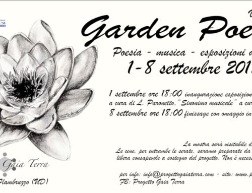 Poetry Garden (VI edition)