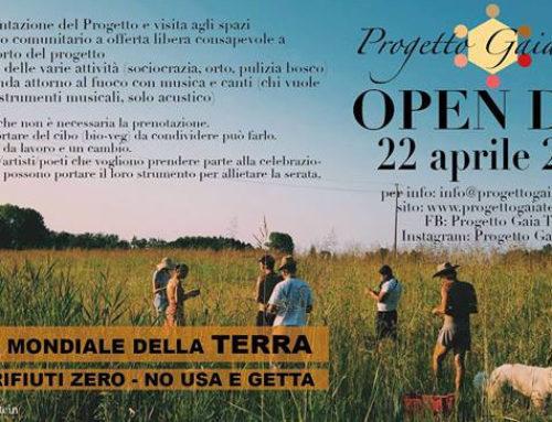 Open Day – Giornata mondiale della Terra