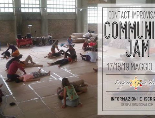 Community Jam – Contact Improvisation