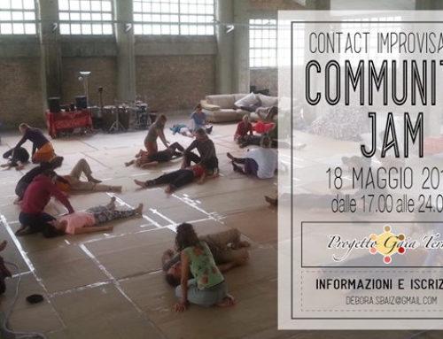 Comunity Jam – Conctat Improvisation